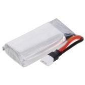 Batterie für S123 LED Mini Drone 3.7V 500mAh Lithiumbatterie aufladen