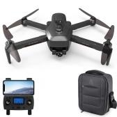ZLRC Beast3 SG906 MAX 5G Wifi FPV GPS RC Drone 4K Cámara 3 ejes Gimbal Función de evitación de obstáculos Motor sin escobillas Quadcopter con bolsa de almacenamiento