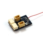 Mini RX142 S-FHSS 4CH Receiver Integrated 5A/1S Brushed ESC for RC Airplane RC Racing Drone