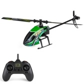 YU XIANG F03 4CH 6-axis Gyro Fly More Stable RC Helicopter Flybarless One Key Take off Height Hold Helicopter for Beginner RC Toy