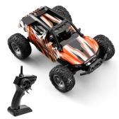 S801 1/32 2WD 20 km/h 2.4 GHz Mini voiture à grande vitesse RC Mini voiture de course à déchargement pour enfants enfants