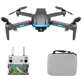 YLRC S106 5G Wifi GPS 8K Camera RC Drone Optical Flow Positioning Quadcopter Brushless Motor Storage Bag Package
