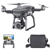SJRC F7 PRO 5G WIFI GPS FPV 4K Camera Drone with 3-Axis Gimbal Mechanical Max 3km Control Distance with Shoulder Bag