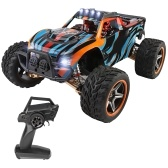 Wltoys XKS 104009 1/10 2.4Ghz 4WD Off-road Car Climbing Car Remote Control Truck RTR 45+km/h Powerful High Speed Motor