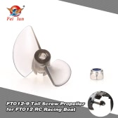Feilun FT012-9 Tail Screw Propeller Boat Spare Part for Feilun FT012 RC Boat