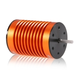 GoolRC F540 4370KV Waterproof Brushless Motor for 1/10 RC Car WLtoys 10428 HG P601