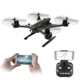 FQ777 FQ02W 720P HD Camera Wifi FPV Foldable Transform Robot Shape 2.4G 4CH 6-Axis Gyro G-Senseor Selfie Drone RTF Quadcopter