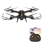Jetblack Selfie Drone Wifi FPV RC Quadcopter - RTF