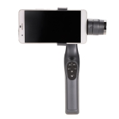 JJ-1S 2-axis Brushless Handheld Gimbal Tray Stabilizer Selfie Stick for Smartphone Festival Gift