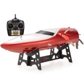 H106 2.4G 2CH High Speed ​​RC Racing Boat z przełącznikiem trybu Self Righting