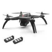 MJX Bugs 5W 1080P 5G Wifi FPV Camera GPS Posizionamento Altitudine Tenere RC Drone Quadcopter con 2 batterie
