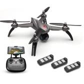 MJX Bugs 5W 1080P RC Drone mit drei Batterien