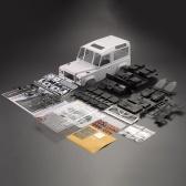 最新製品280mmハードボディシェルキット