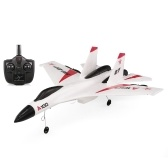 Original WLtoys XK A100 2.4G 340mm 3CH RC Airplane