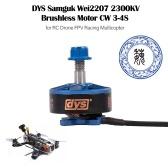 Motor sin escobillas DYS Samguk Wei2207 2600KV