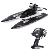 FY616 2.4G 2CH Remote Control Racing Boat 20km/h High Speed Remote Control Boat