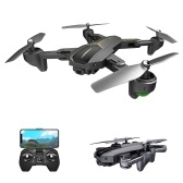 VISUO XS812 2.4G Wifi FPV GPS 4K Camera Drone Folding Headless Mode Follow Gesture Shooting One Key Return Drone for Adults