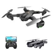 VISUO XS812 2.4G Wifi FPV GPS 4K caméra Drone pliant Mode sans tête suivre le geste de prise de vue un Drone de retour de clé pour adultes