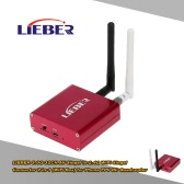LIEBER 5,8 G 32CH AV Singal a 2,4 G WiFi Singal Converter 2-in-1 (Box WiFi) per telefono FPV RC Quadcopter