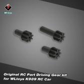 Oryginalny zestaw WLtoys K989-30 Driving Gear WLtoys K969 K979 K989 K999 1/28 Scale RC Car