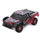 Wltoys 12423 1/12 2.4G 4WD RTR RC Car 50km/h High Speed Short Course Truck
