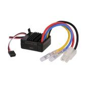 GoolRC 60A spazzolato ESC elettrico Regolatore di velocità con 5V / 2A BEC per 1/10 RC