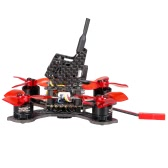 LANCHI MONSTER 76mm 5.8G 700TVL Brushless Micro FPV Racing Quadcopter F4 Controlador de vuelo Betaflight FrSky BNF