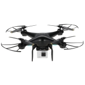 DM DM106 2.0MP 720P WIFI FPV RC Drone Quadcopter RTF