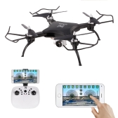 YILE TOYS S16 Wifi FPV 2.0MP HD Camera Voice Control RC Drone Quadcopter - RTF