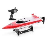 HUANQI HQ962 2.4GHz 28km/h RC Boat Anti-overturning Remote Control Speedboat RC Ship Boy Gift Kids Toy