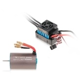 BL3656 3200KV Brushless Motor e 2-3S 45A Brushless ESC impermeabile per 1/10 RC Auto fuoristrada HSP TRAXXAS Vehicle