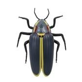 リモコンホタルおもちゃシミュレートされた昆虫おもちゃ赤外線センシングポータブルRCおもちゃギフト子供用