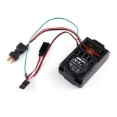2 in 1 Motor Simulation Sound System Audio Sound w / Lautsprecher für RC Auto Traxxas TRX4 Tamiya XB HB Racing D418