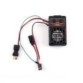 2 in 1 Engine Simulation Sound System Audio Sound w/ Loudspeaker for RC Car Traxxas TRX4 Tamiya XB HB Racing D418