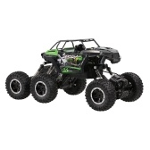 JJR/C Q51D 1:12 RC Car Off-road 2.4GHz 6WD Military Truck with Headlight