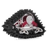Snow Track Wheel Snow Tire Sandmobile Conversion Adapter