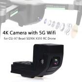 Macchina fotografica SG906 4K con obiettivo grandangolare WiFi 120 ° 5G per CSJ-X7 Beast SG906 X193 RC Drone