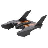 FX815 RC Flugzeug ferngesteuertes Flugzeug 2,4 GHz 2 Kanäle EPP Foam Aircraft Model