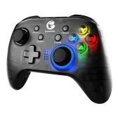 GameSir T4 pro Gaming Controller Wireless Game Gamepad with LED Backlight Replacement for Windows 7 8 10 PC iOS Android Nintendo Switch