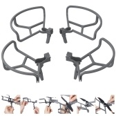 Compatiable for DJI AIR 2S/Mavic Air 2 Heighten Landing Gear Propeller Guards Set Extended Legs Propeller Protection Drone Accessories