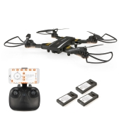 TKKJ TK116W  Wifi FPV Foldable Drone