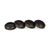 PGYTECH Camera Lens Filter Set ND4 ND8 ND16 ND32 HD Lens for DJI MAVIC FPV Quadcopter Drone