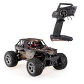 WLtoys 20409 1/20 2.4G 4WD Carro off-road elétrico de cross-country RC Crawler RTR
