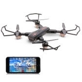 XIN HAI HONG Z816W Plegable 0.3MP Cámara Wifi FPV Altitude Hold Drone App Control RC Quadcopter