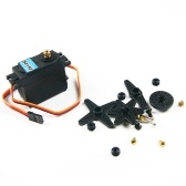 CYS-S0150 15Kg High Torque Digital Throttle Servo with Metal Gear for 1/10 1/8 RC Car Boat Airplane HPI BAJA 5B 5T 5SC KM