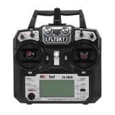 FLYSKY FS-TM10 10CH 2.4GHz AFHDS 2A Remote Controller Transmitter with iA10B Receiver FS i6X Upgrade