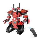 BB13001 M1 392PCS DIY 2.4G Smart Remote Control Building Block RC Robot Toy