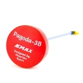 EMAX Pagoda-3B RHCP MMCX 90MM 5.8G Transmission FPV Antenna VTX for FPV RC Racing Drone Quadcopter