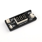 1S LiPo Battery Voltage Checker Tester