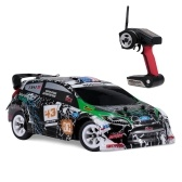 WLtoys K989 2.4G 4WD 1/28 RC Drift Car 30KM / H Carro de corrida RC de alta velocidade RC Sport Racing Drift Car